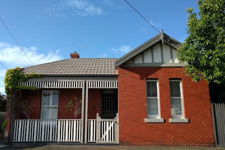 Perfectly Located North Fitzroy Edwardian House - Fitzroy North