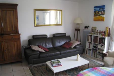 appartement avec jardin - Apartment