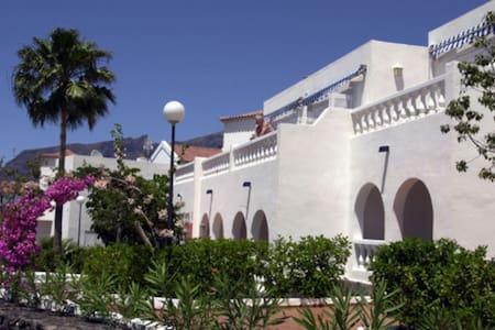 Villa near the sea in  Los Gigantes - Tenerife - Santiago del Teide - Villa