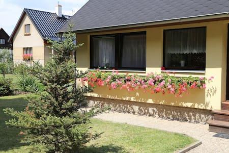 UBYTOVÁNÍ U PRAHY - Ohrobec - Gästehaus