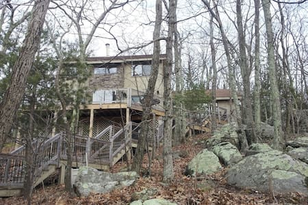 Wintergreen Treehouse with Mountain Views - Roseland