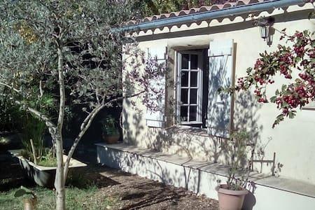 Joli cabanon en provence - Rumah Tanah