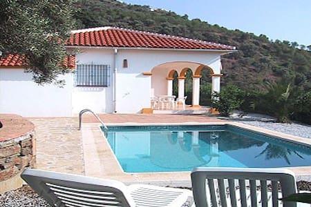 Villa La Frasca with private Pool - Sayalonga - House