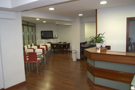 Habitaciones en el centro ciudad - Santander - Bed & Breakfast