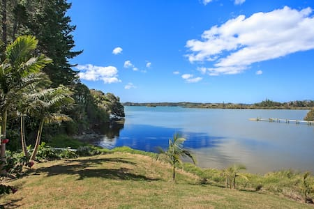 Kerikeri Waterfront Olive Grove - Kerikeri - Apartment