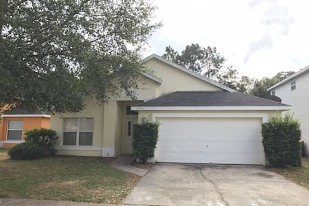 20 Minutes Disney, 5 Minutes Walmart, Private Room - Kissimmee