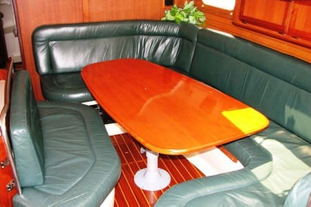 Boat & Breakfast on Tranquility - Kemah - Boot