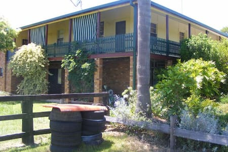 Tucabia peaceful, quiet and relaxed - Bed & Breakfast