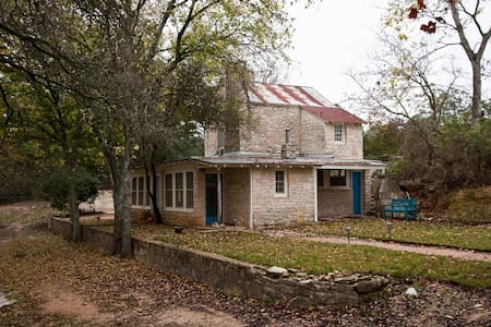 The Hatton House B&B  - Dripping Springs