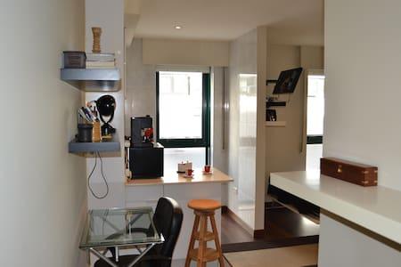 Práctico y acogedor estudio - Wohnung