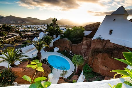 Romantic experience in Lanzarote - Apartment