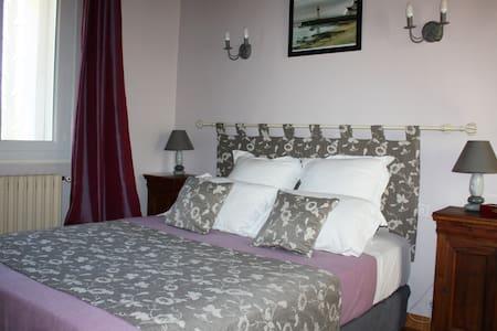 "La Ganache - Room ""La Bassonie"" - Saint-Astier - Bed & Breakfast"