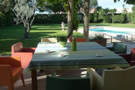 Haven of Peace in Sunny Languedoc - Béziers - Bed & Breakfast