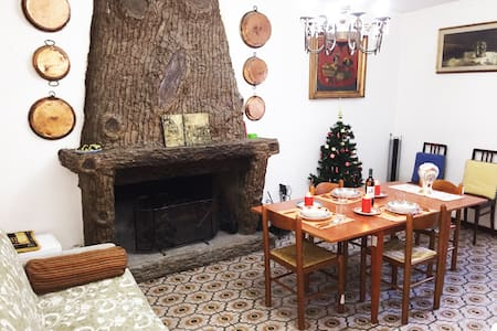 "Holidy House "" La Rocca"" in Tolfa - House"