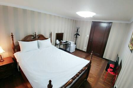 Incheon Airport one double bed - Apartamento