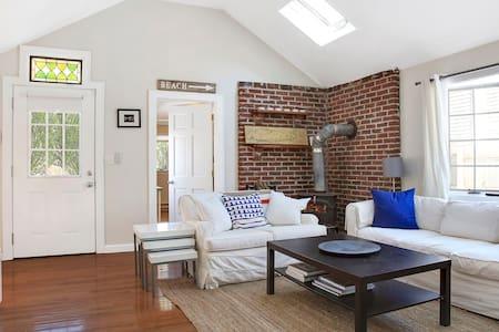 Cozy East Hampton Beach Cottage