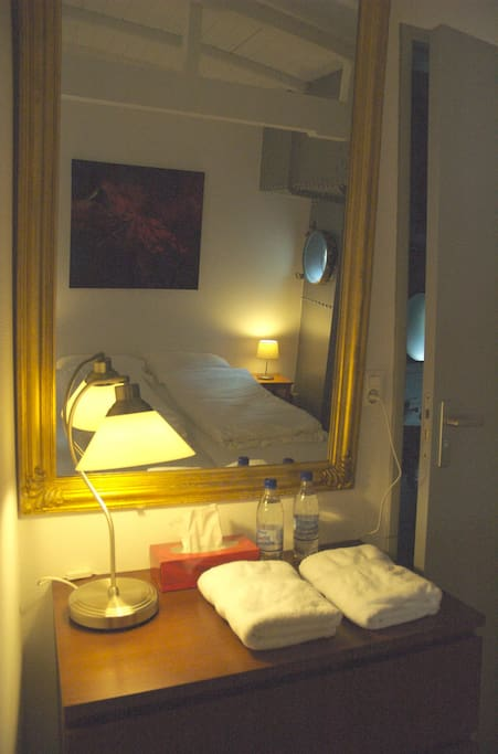 Every bedroom has double bed or single beds and its own en-suite bathroom with shower and basin.