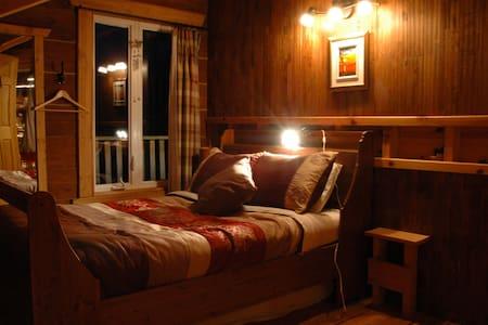Chambre A B&B Gîte - Haus
