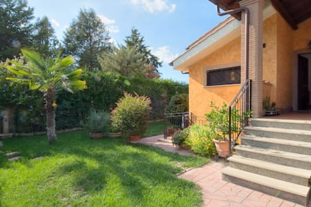 Between Rome and Ostia beach - Apartment