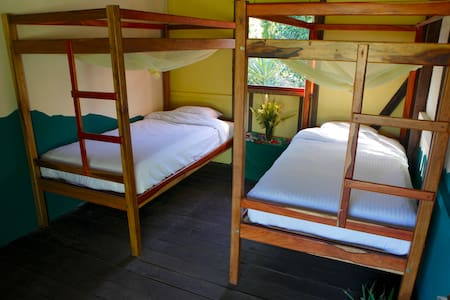 Finca Musica del Bosque - Twin - Mountain Room - Matagalpa - House