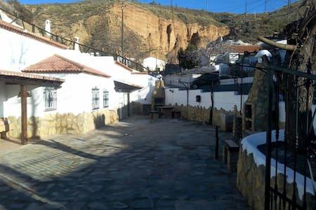Cuevas Almugara - El Rinconcillo - Cave