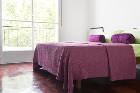Double bright room in Almagro! - Apartamento
