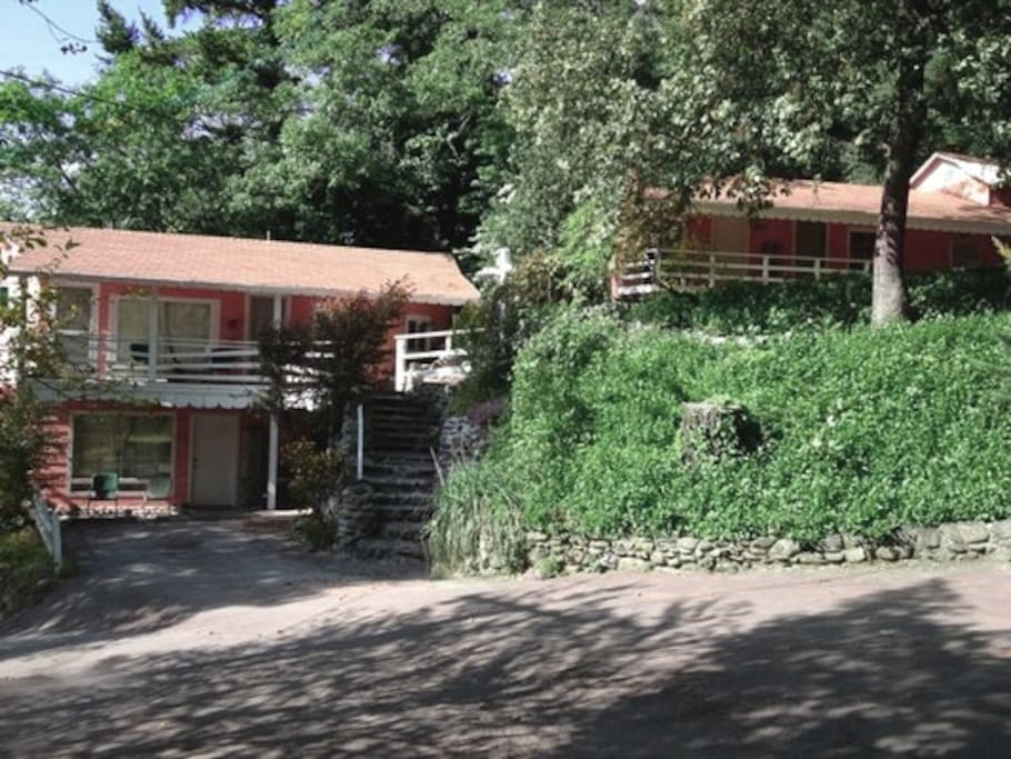 Giant Redwoods Cozy Cottages 6 Apartments For Rent In