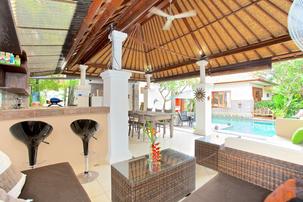Lotus Villa with 6 bedrooms&pool!