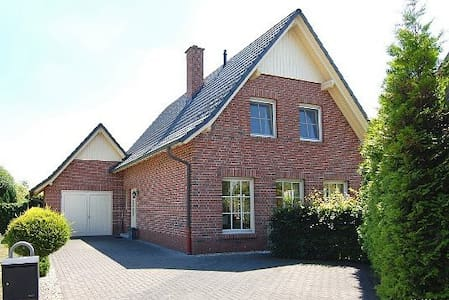 Countryside close to Dutch border - House