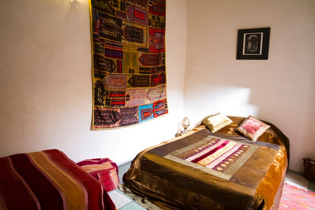 The Indian Room has full air conditioning, which can heat and cool the room