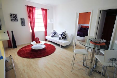 South Beach 2 bedroom Furnished