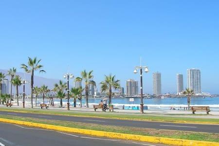 Cavancha beach - convenient option