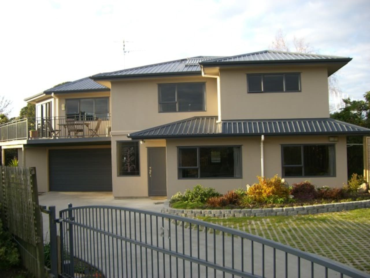 Kowhai House, a peaceful place to stay