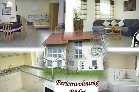Ferienwohnung / Kurzzeitwohnung - Vestenbergsgreuth