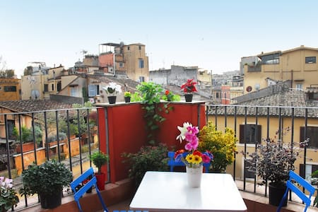 WONDERFUL PENTHOUSE ROME CENTER - Rome - Apartment