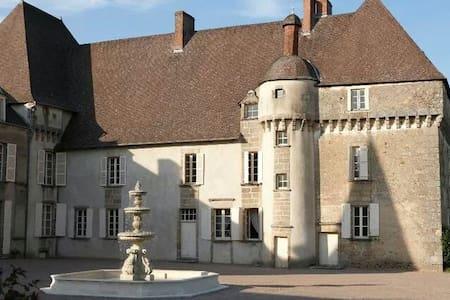 Chateau de Lalande, 'Chambre Perse' - Castle