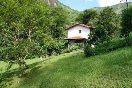 casa no sítio Chão de Estrelas - Petrópolis - Cabin