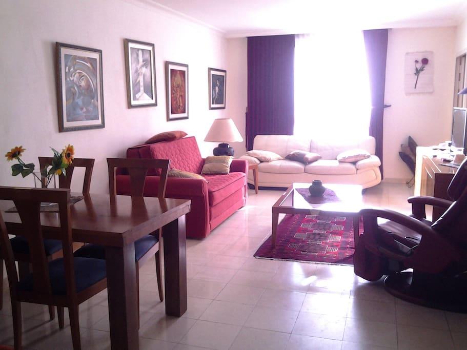 Israel-Haifa  vacation apartment