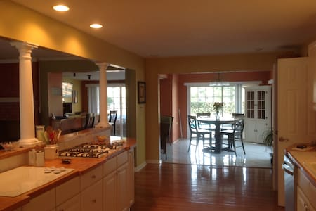 MASTERS HOME RENTAL ON GOLF COURSE - Graniteville - Maison