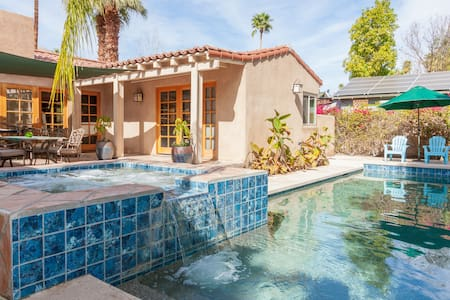 Casita Luz Palm Springs Guest House - Casa