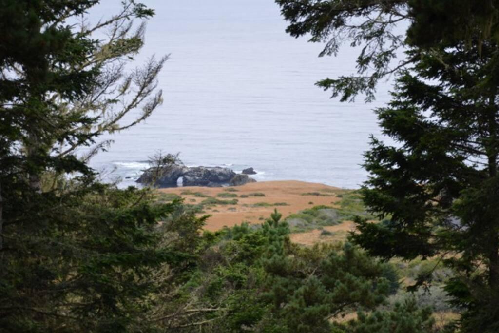 Sea Ranch Ocean View Zen Retreat