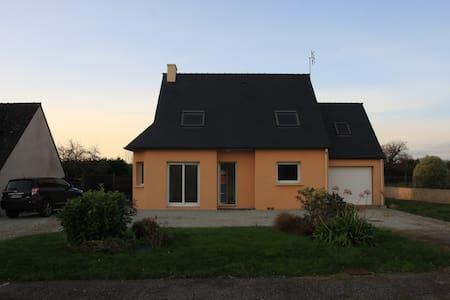 Chbres privées Presqu'ile de Crozon - Telgruc-sur-Mer - Haus