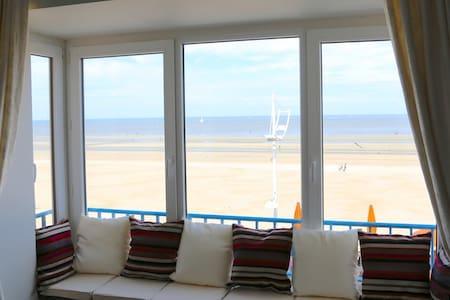 Superbe appartement vue sur mer - Apartament