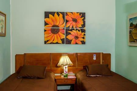 Hotel Hacienda San Pedro - Szoba reggelivel