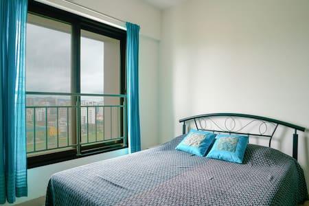 Beautiful Blue Room in Balewadi, Pune. - Pune