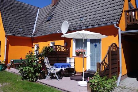 Sonnenblumenhaus mit Südterrasse - Daire