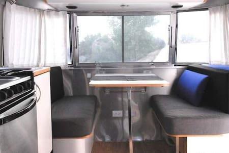 Beautifully designed Airstream