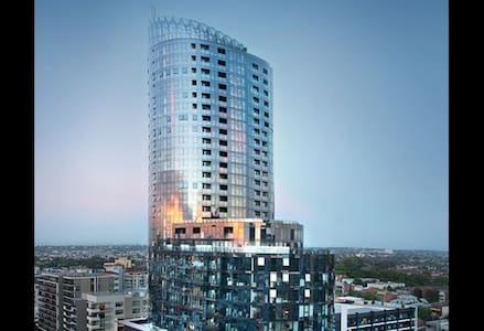 Room With A View - South Yarra At Your Doorstep. - South Yarra - Apartment