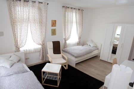 Gemütliches Zweibettzimmer - Casa