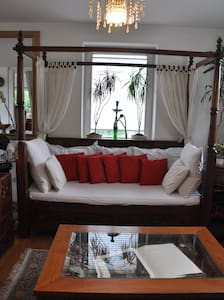 Balinese Charming & Homey House, Close to Zurich - Maison